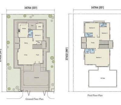 D-House-Plan