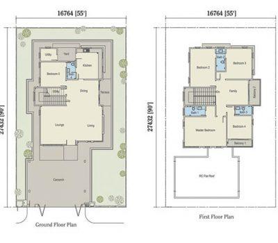 E-House-Plan