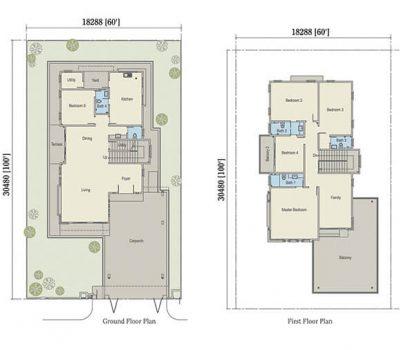 F-House-Plan